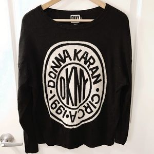 DKNY FOR OPENING CEREMONY SWEATER